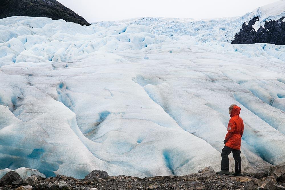 XIV - Tierra del Fuego Chile / 2016