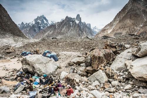 VIII - en route to K2 Pakistan / 2013