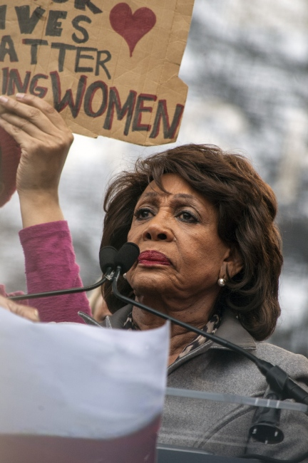 Photography image - Loading maxine_waters.jpg