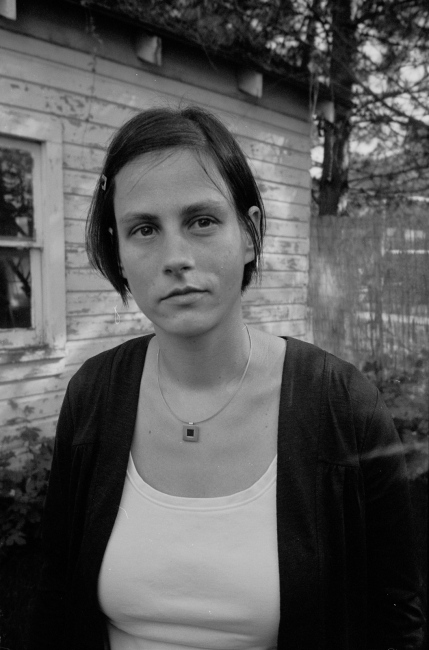 Agnes Fellner, Utica, NY, graphic designer 2012
