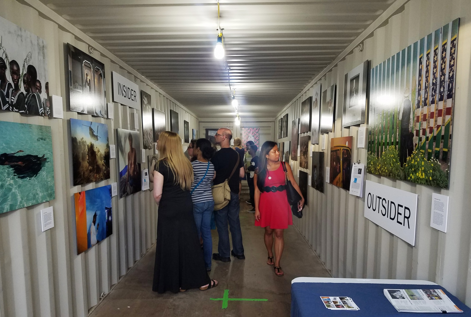 Art and Documentary Photography - Loading Photoville.jpg