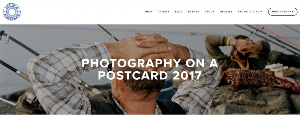 Photography image - Loading artonpostcard.jpg
