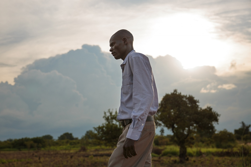 The Los Angeles Times A man and his machine in Africa — and his quest to bring healthcare to his people