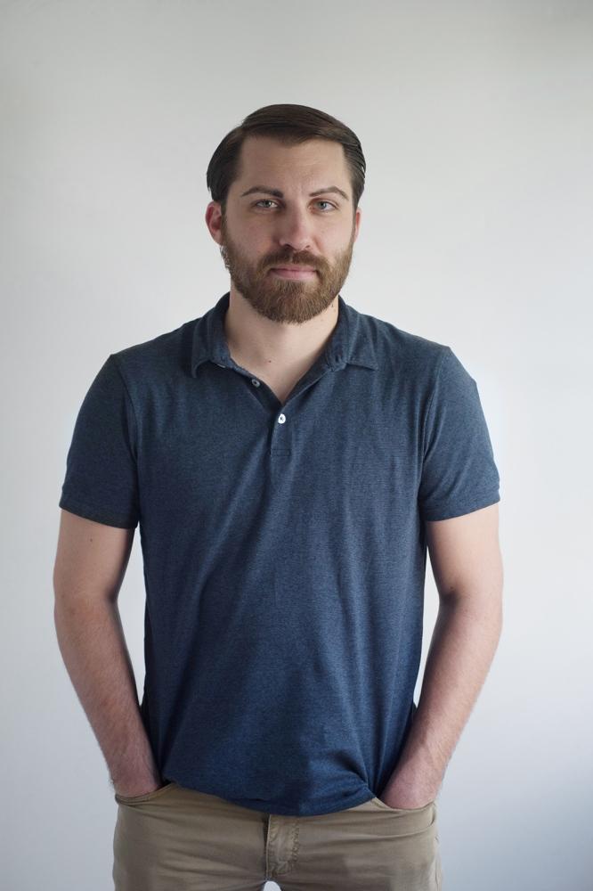 Evan Melkersman, 31, social worker, gay,Boonville, MO.