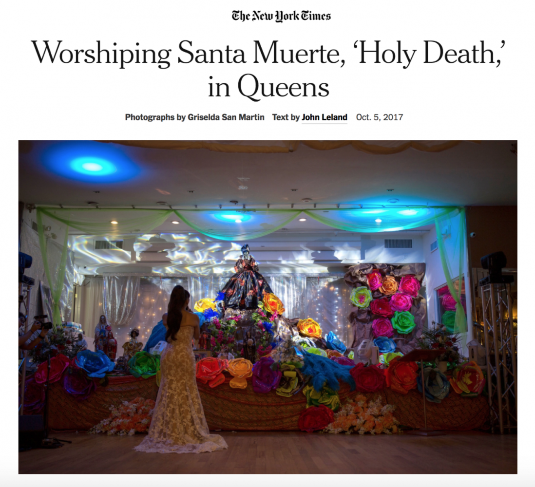 Art and Documentary Photography - Loading SantaMuerte-NYT2.png