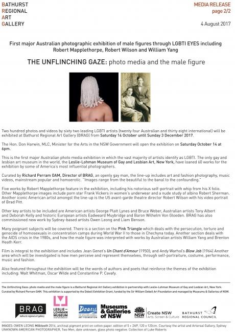 Photography image - Loading The_Unflinching_Gaze_PR_BRAG_FINAL-1.jpg