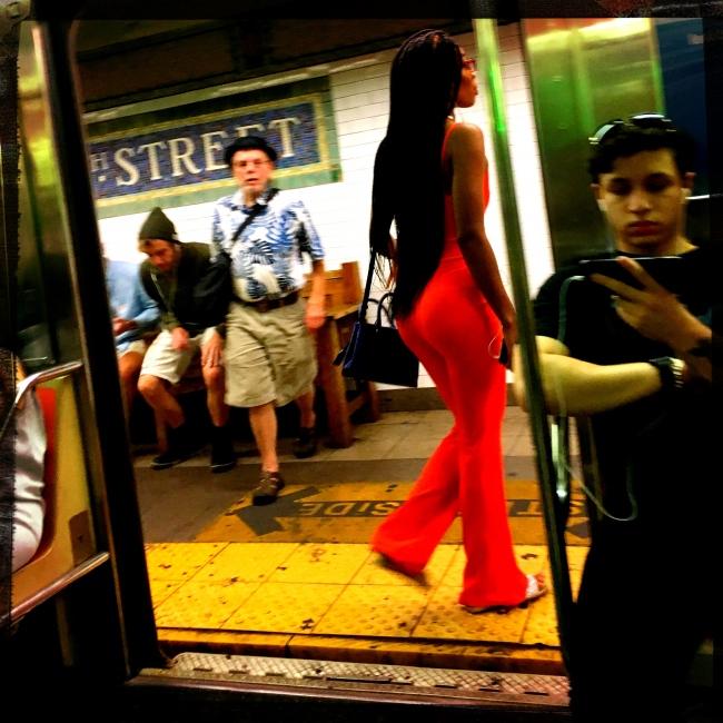 "Photography image - ""6 Train Subway Siren, NYC"" 2017"