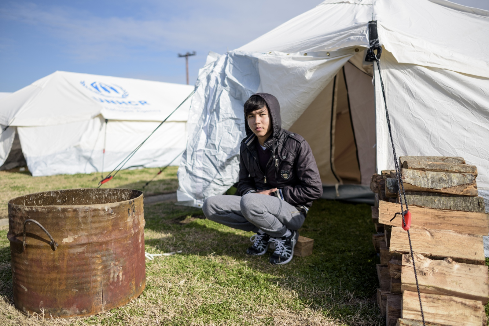 Art and Documentary Photography - Loading Idomeni2016-4.jpg
