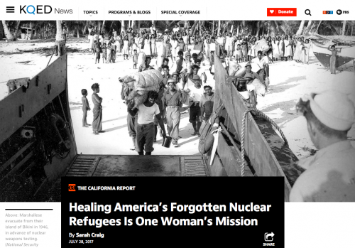 Nuclear Refugees