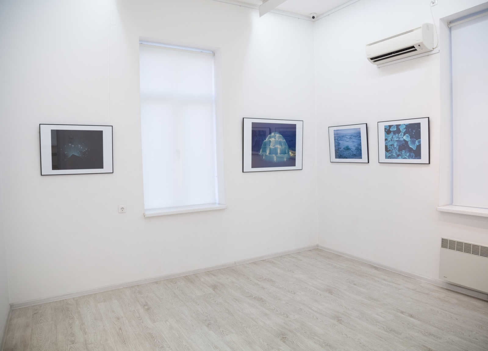 Polaris Solo Exhibition Gallery Synthesis, Sofia, Bulgaria October 2017