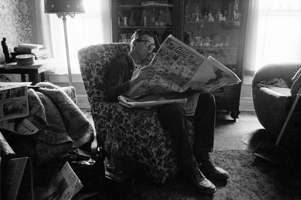 Bernie, Father's Day, Vernon, NY 1978