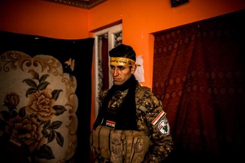Near Dark: The War Against Islamic State