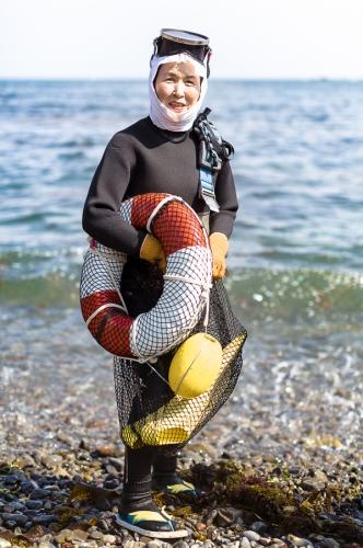 Ama, the sea women