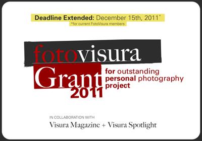 2011 FotoVisura Grant