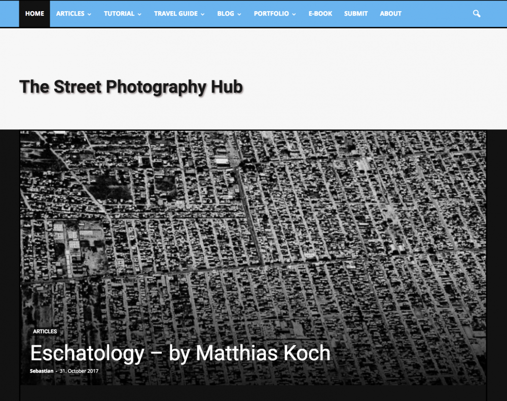 Photography image - Loading StreetBounty_Matthias_Koch.png