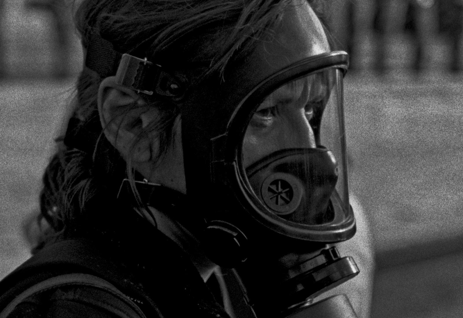 Mask of anactivist