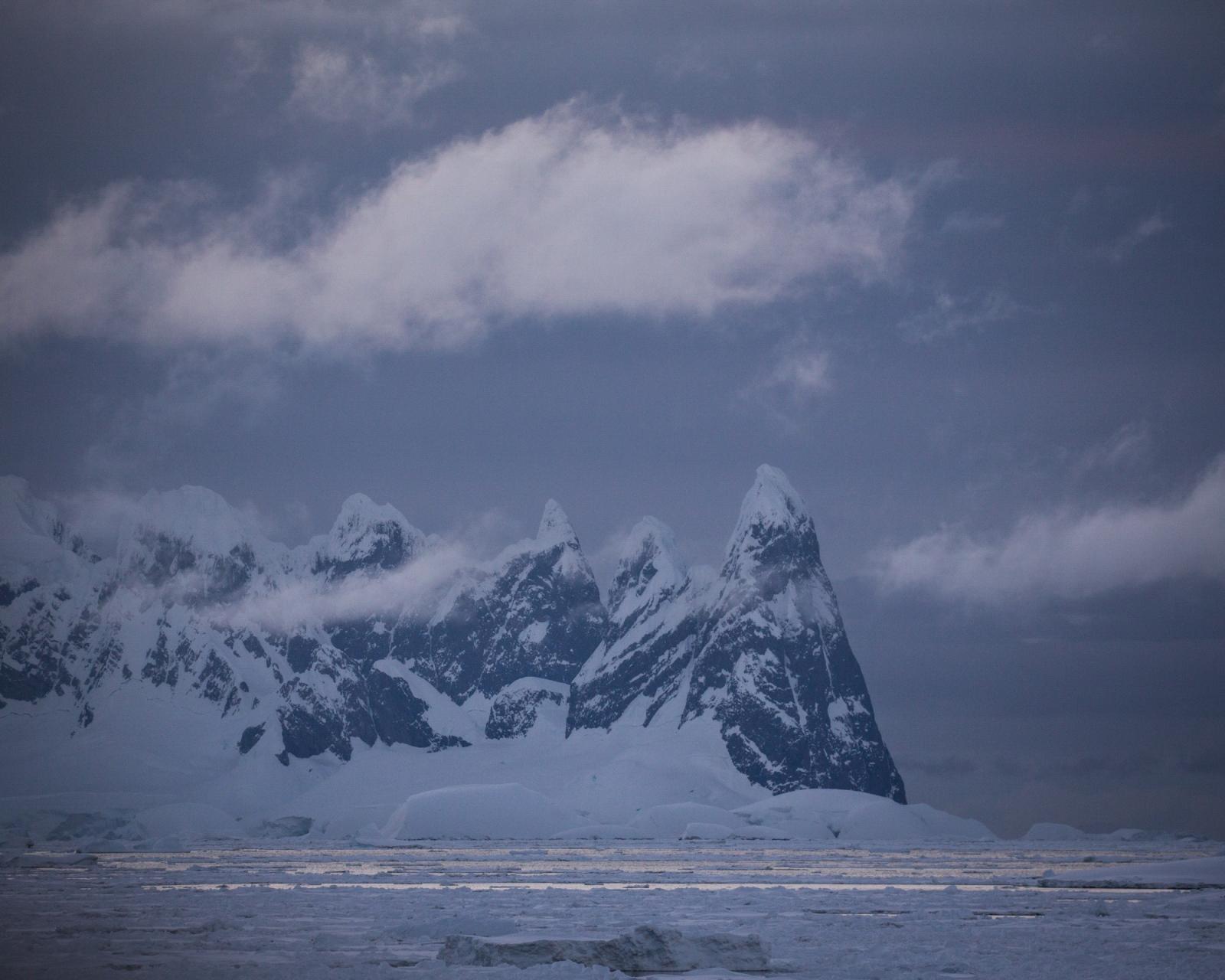 Lemaire Channel, Antarctica.
