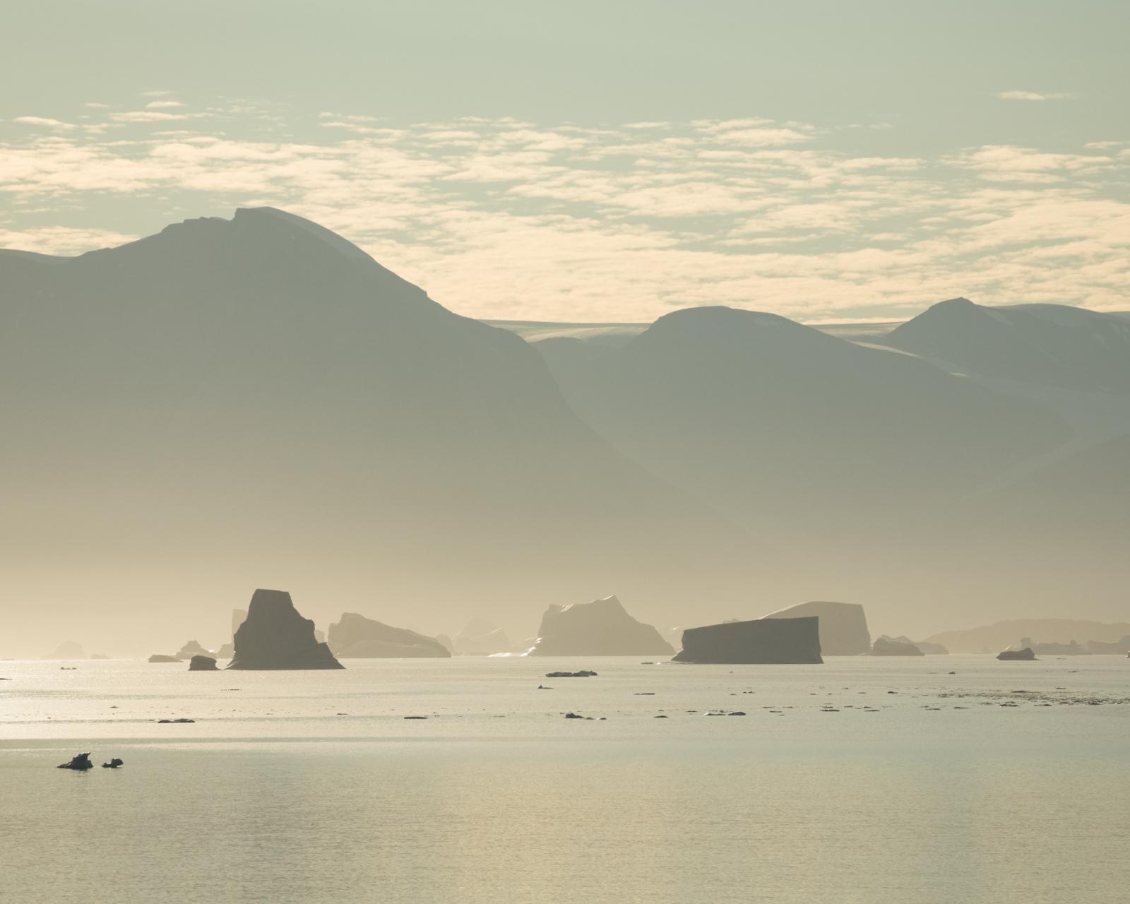 Scoresbysund, East Greenland, 2016.