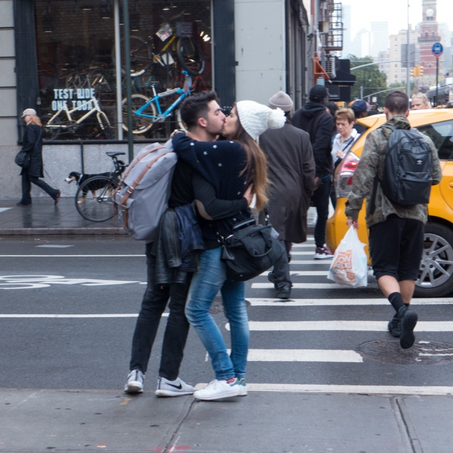 Photography image - Test-Ride One Today, 6th Avenue, NYC