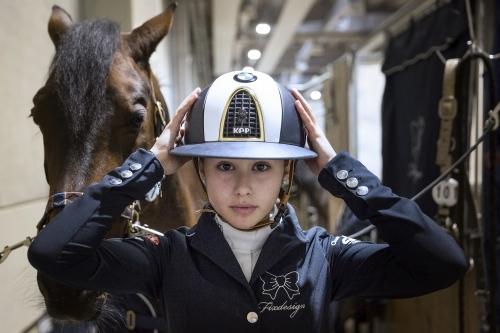 Fixdesign Horseriding in Verona 2017