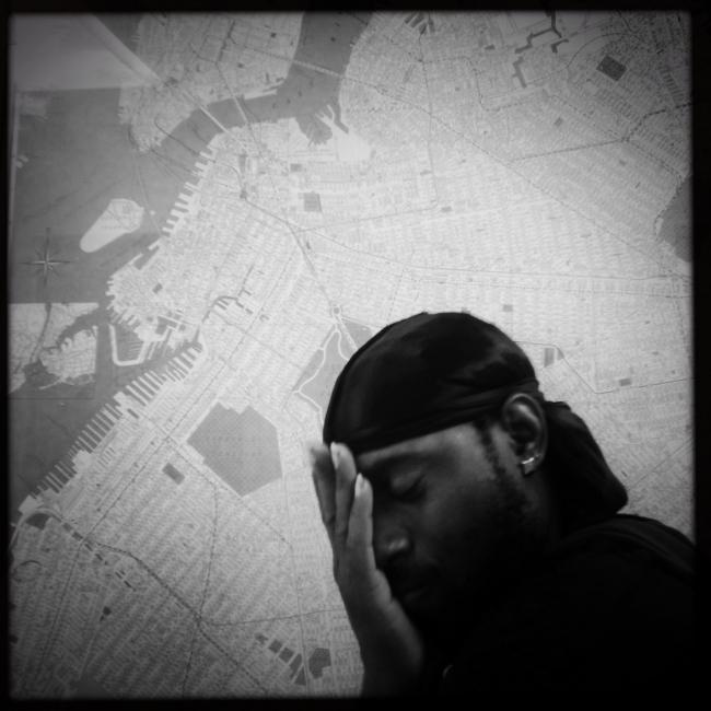 Photography image - D'Shaun, Brooklyn Map
