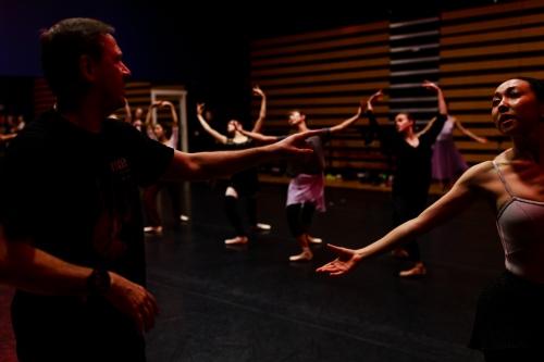 The Backstage-Cork City Ballet