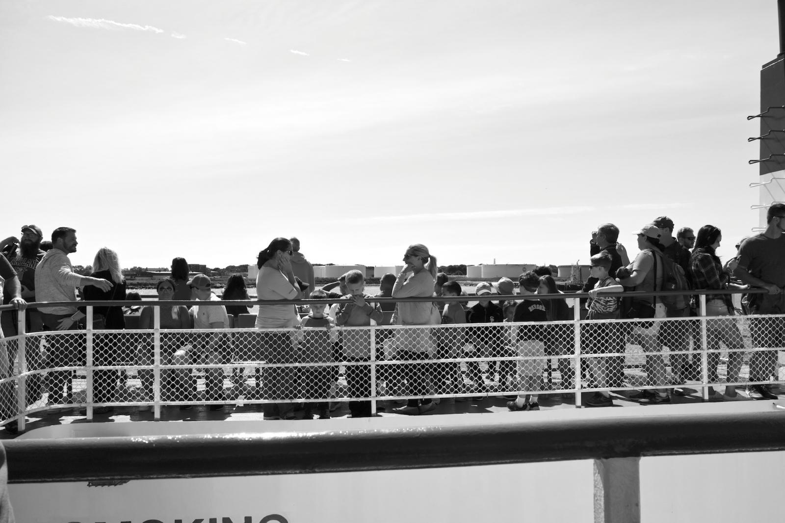 Art and Documentary Photography - Loading boatpeopleBandw_copy.jpg