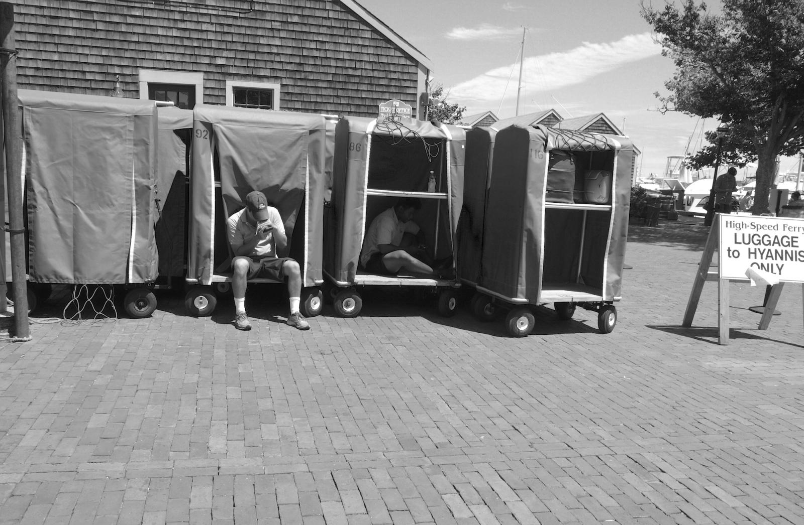 Art and Documentary Photography - Loading luggage_cart_boys.jpg
