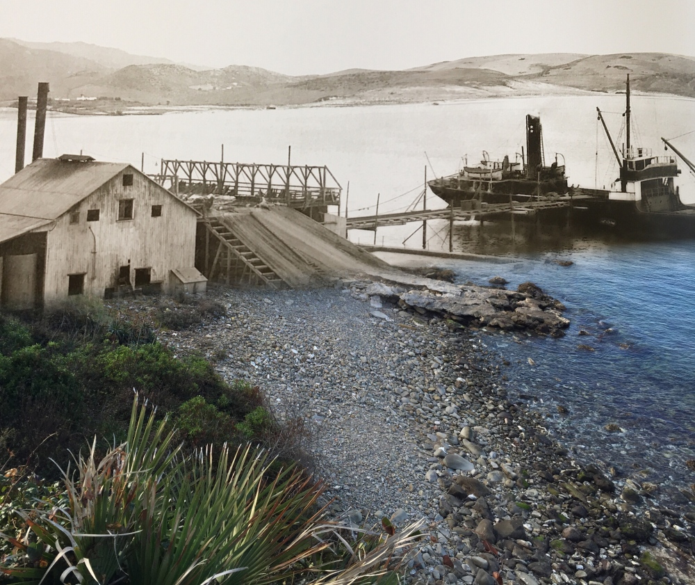 Photography image - Loading Getares_whaling_station_1.jpg