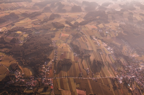 Austria From Above