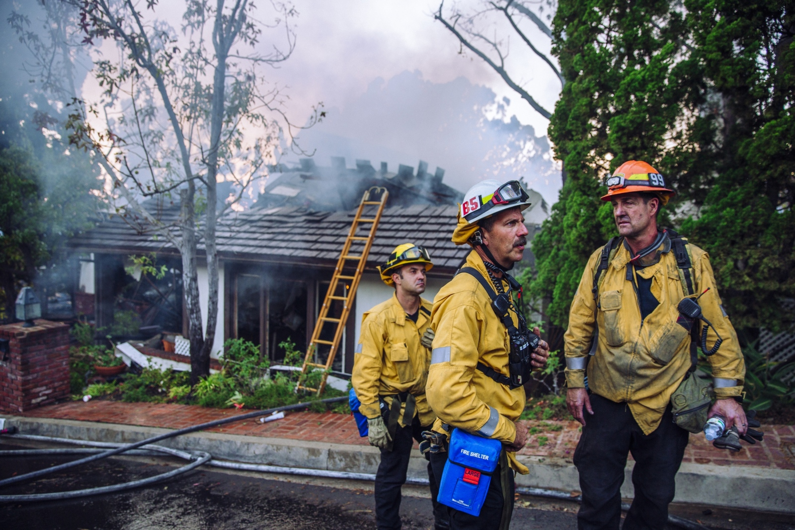 Art and Documentary Photography - Loading 120617_Skirball_Fire_0011.JPG