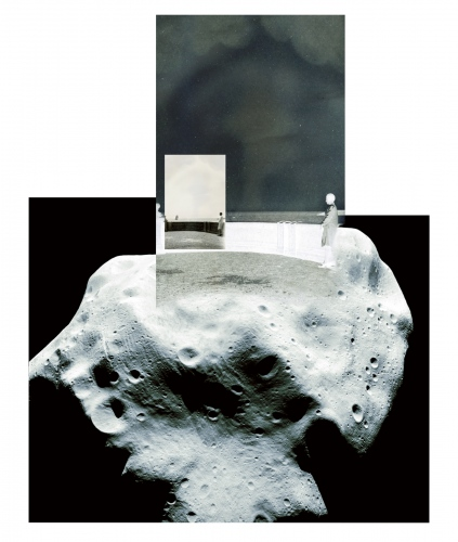 67P - Photography project by Florence Iff