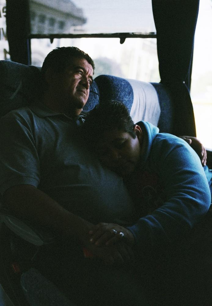 Art and Documentary Photography - Loading caravans-bus_copy.jpg