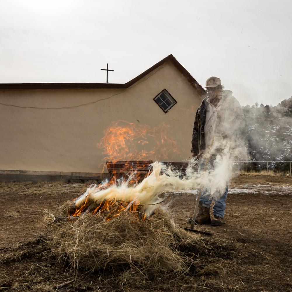 Art and Documentary Photography - Loading Church_Color001.JPG