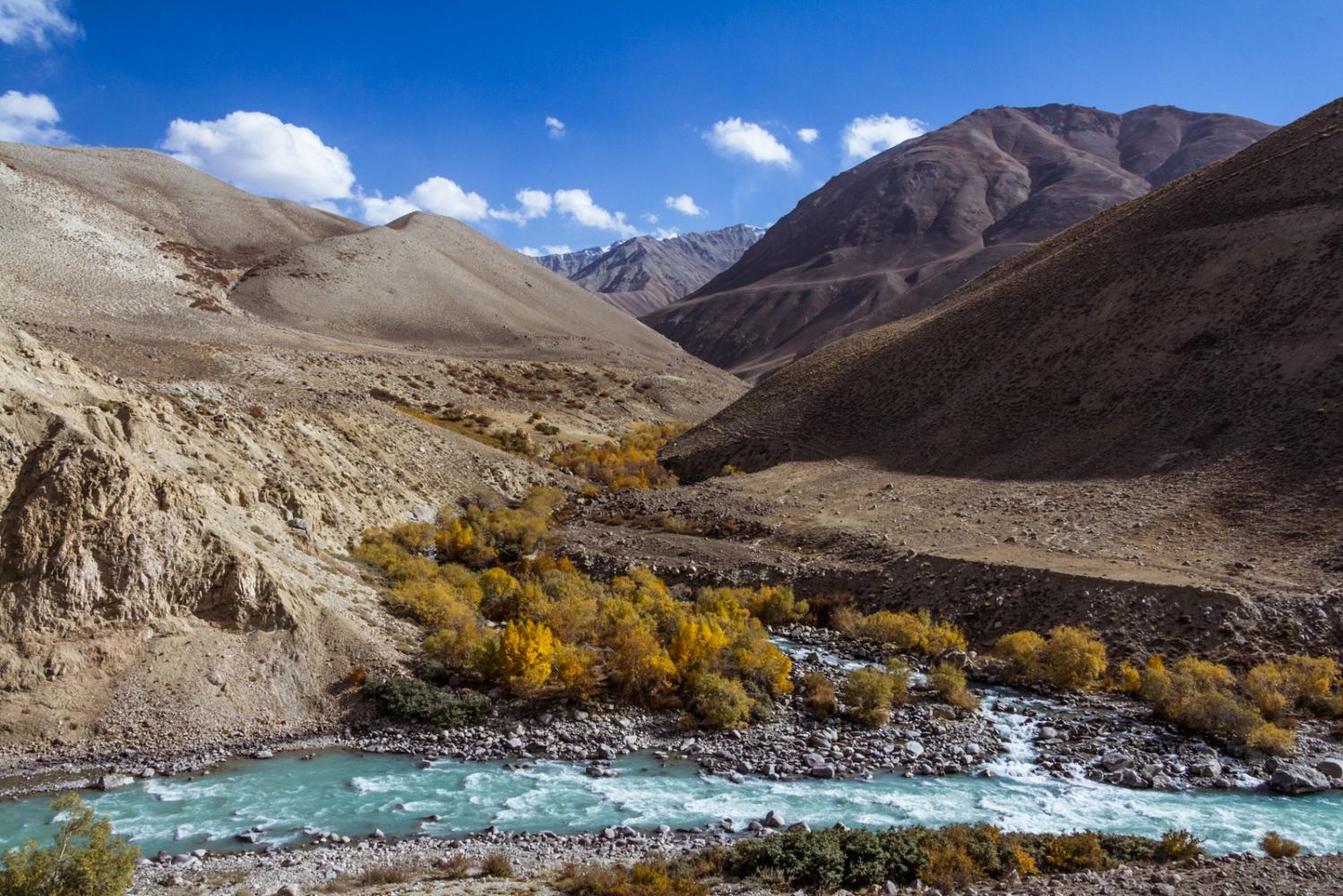 Whakhan Corridor, Afghanistan.