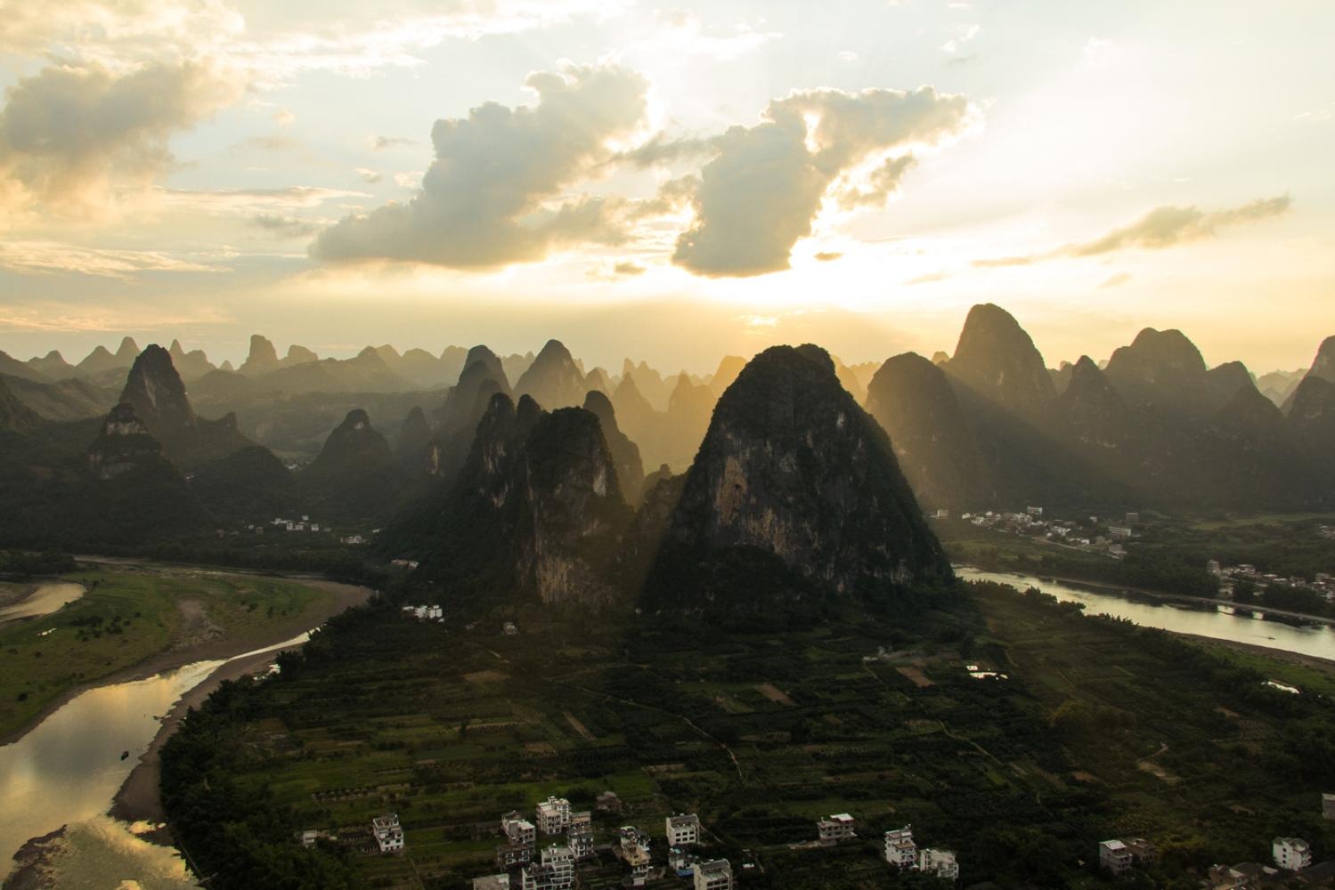 Guangxi province, China.