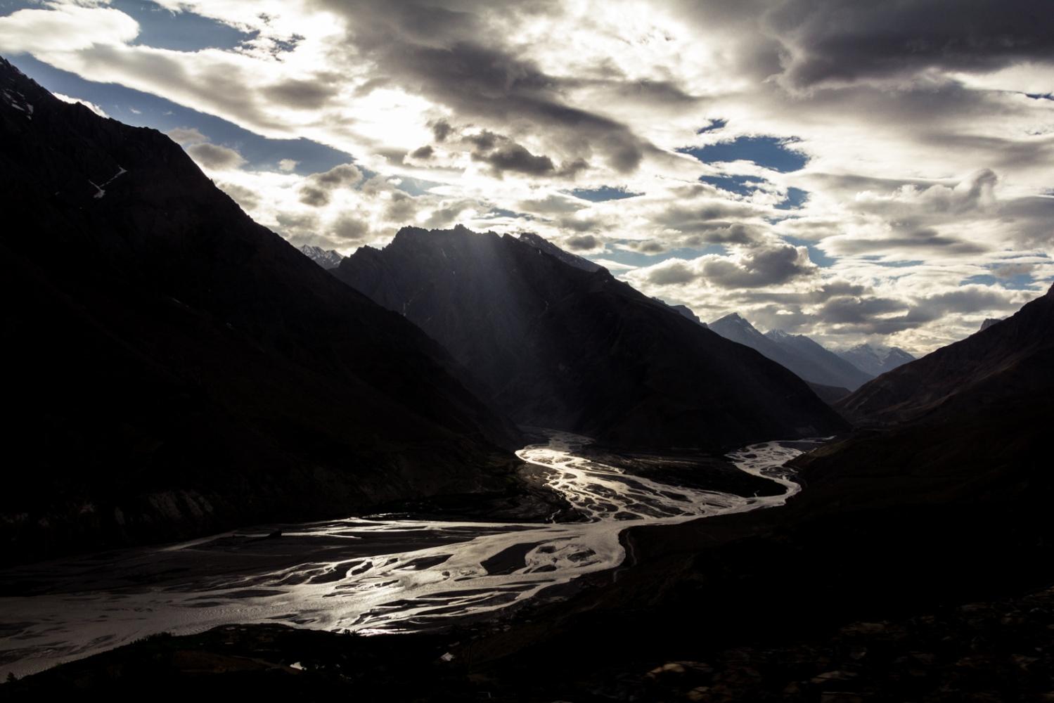 Spiti Valley, India.