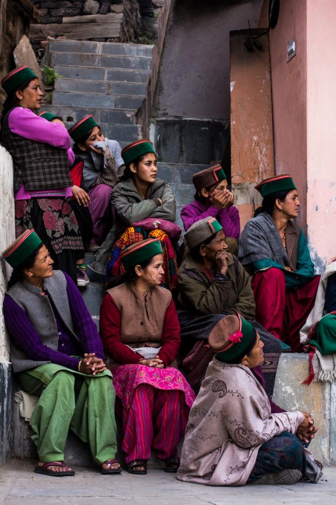 Kinnaur province, India.