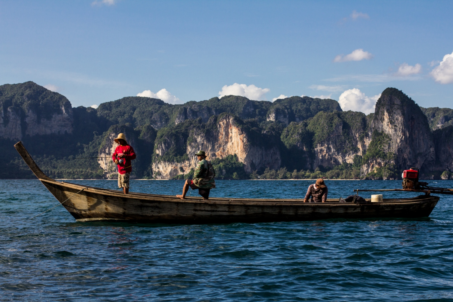 Krabi province, Thailand.