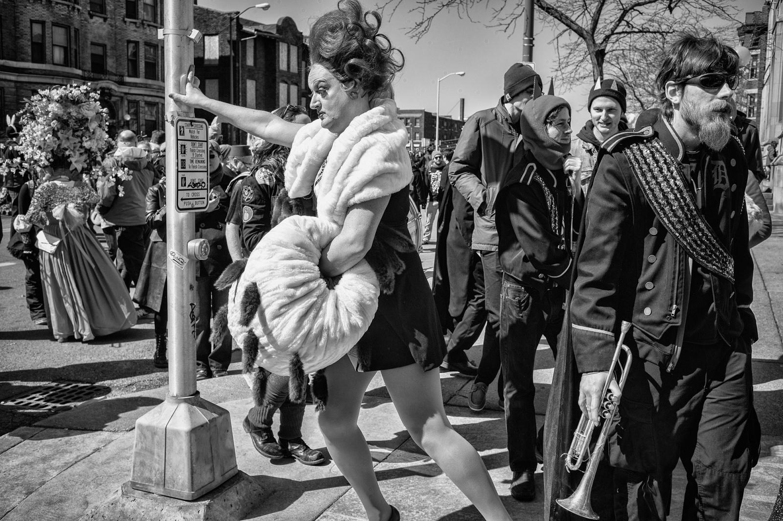 Nain Rouge Parade, Detroit, MI