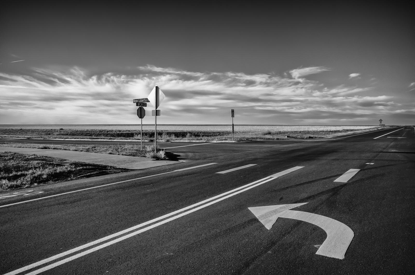 New Liberty Rd., Eastern Colorado