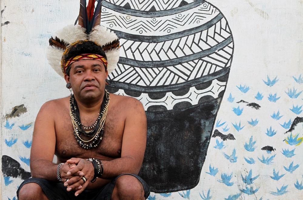 Paulo Titiah-Brazilian Pataxó Chief