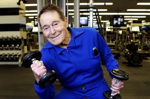 "Francois Henri "" Jack "" LaLanne -Fitness Guru"