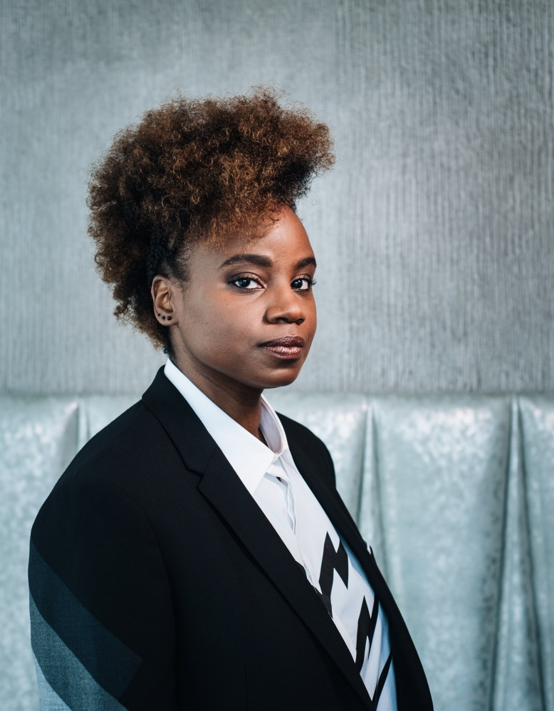 """""""Mudbound"""" director Dee Rees for The Undefeated."""