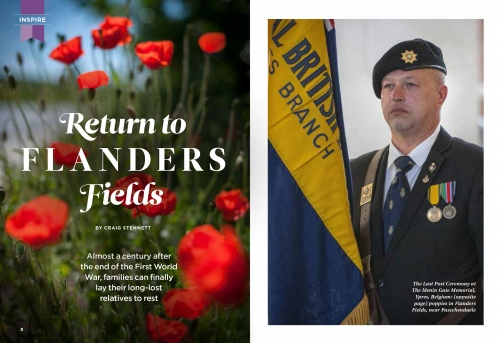 Return to Flanders-Readers Digest (UK)    Belgium
