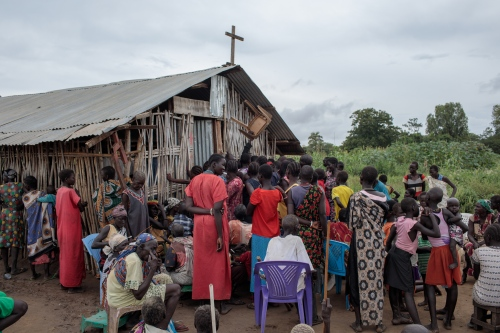 Hope for women and girls in Juba, South Sudan