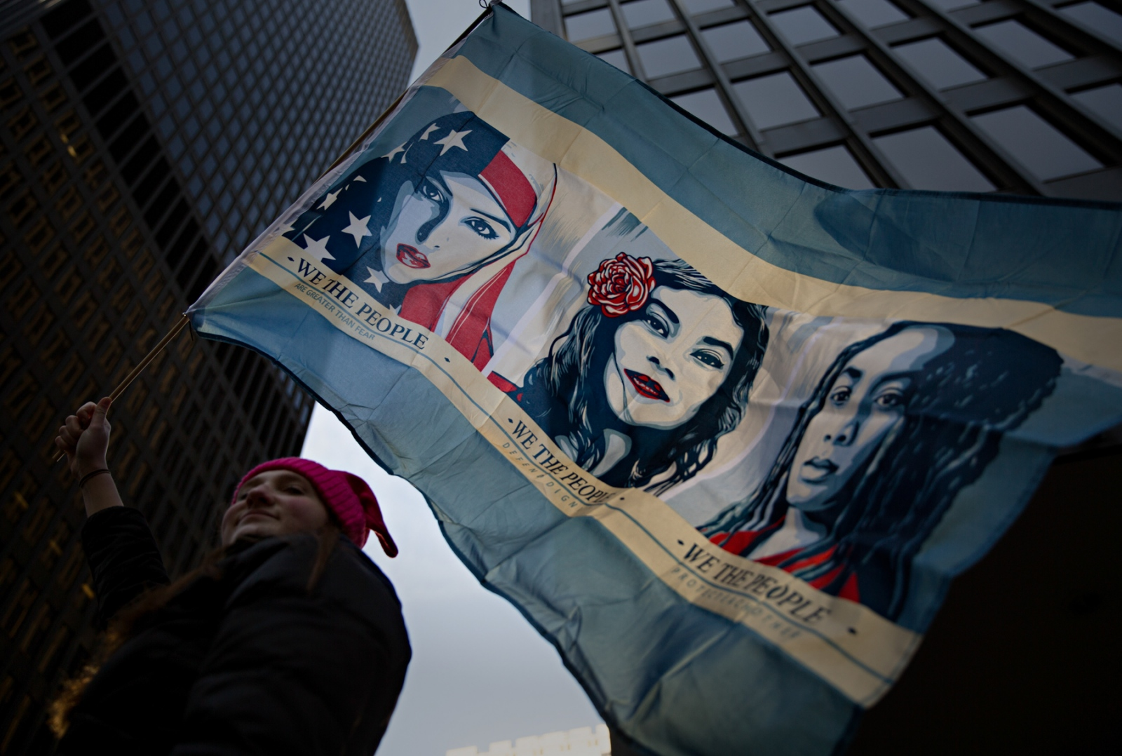 Art and Documentary Photography - Loading 01202018_NT_WomensMarchChicago-20.jpg