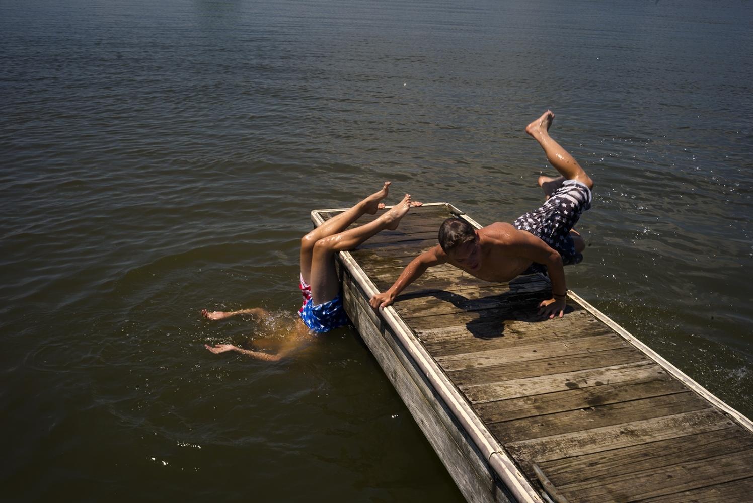 Lake Monroe, Indiana