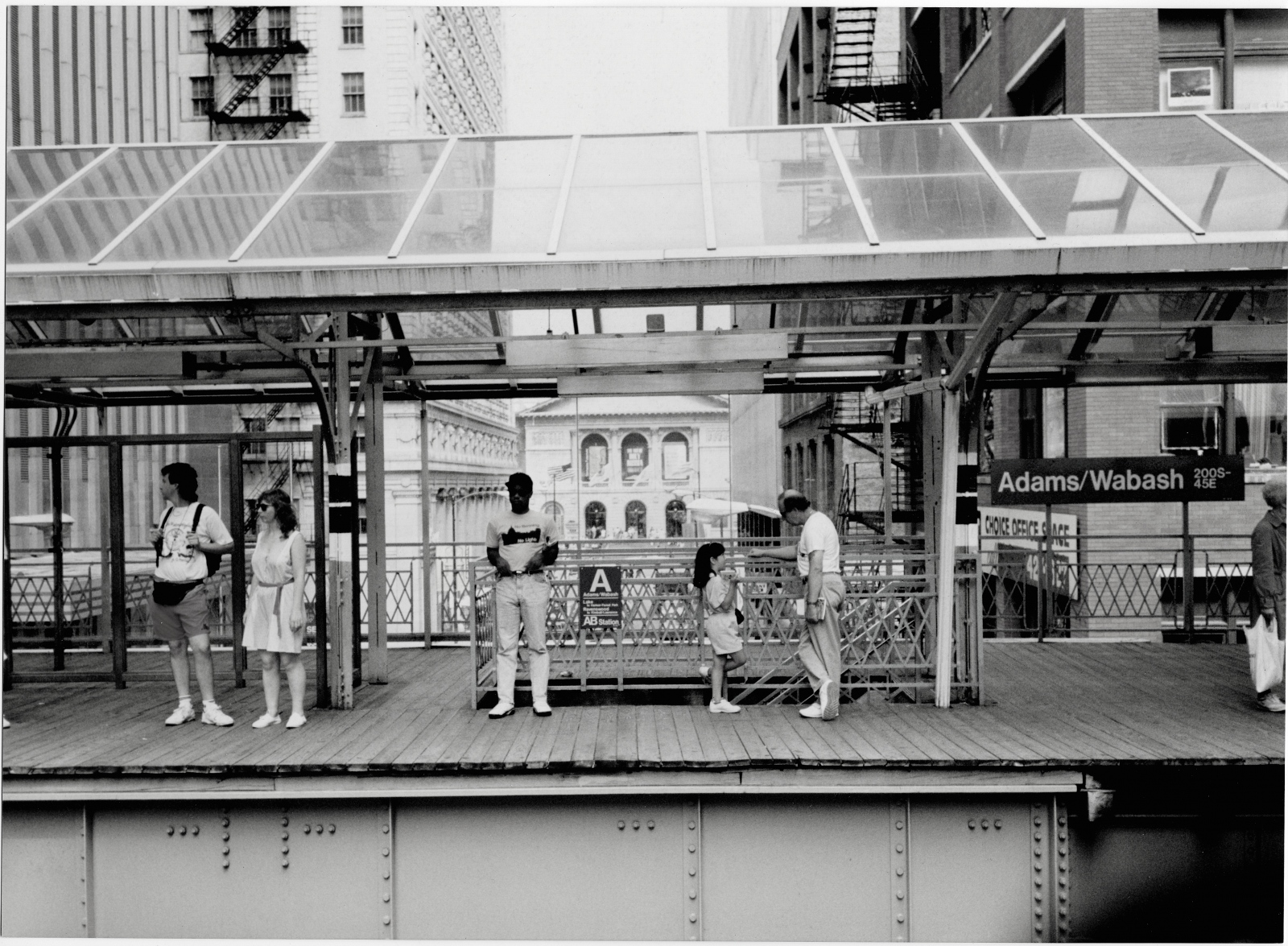Art and Documentary Photography - Loading Trainplatform_copy.jpg