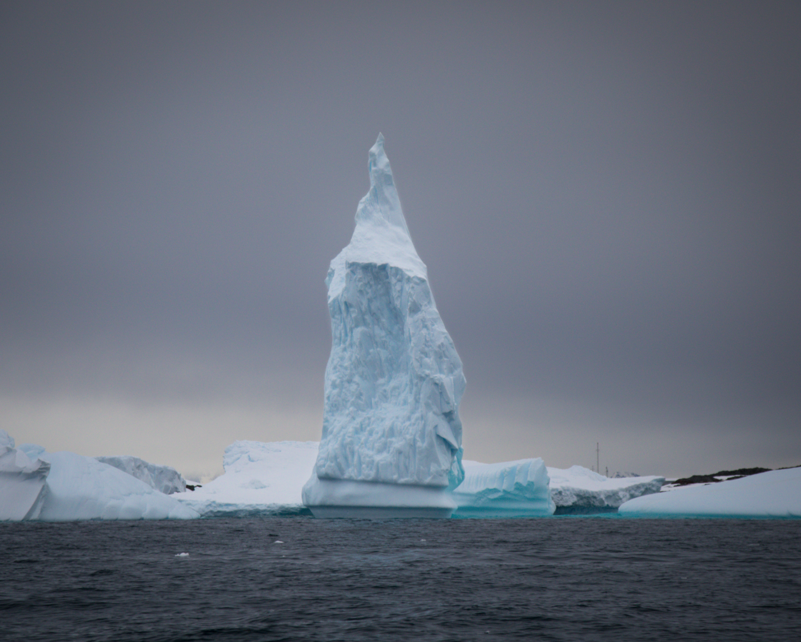 Tomorrow I head back to Antarctica for another...